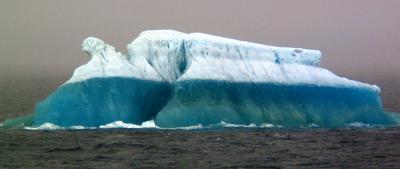 Floating Dream, Antarctica, 2004
