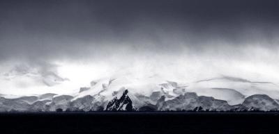 Monoscape, Trinity Island, Antarctica, 2004