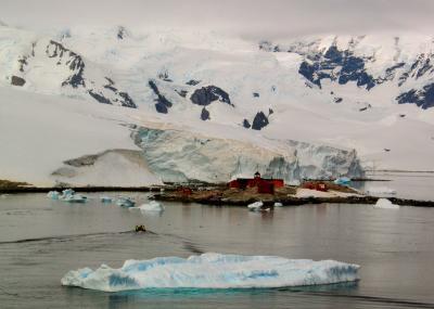 Waterboat Point, Paradise Harbor, Antarctica, 2004