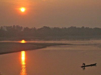 Mekong Sunrise, Chiang Rai, Thailand, 2005