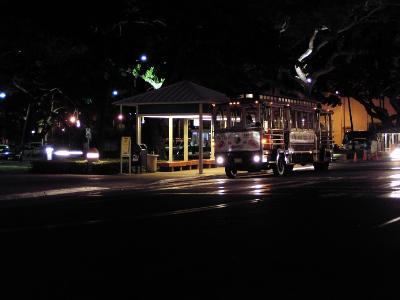 Night trolley