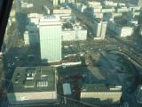Berlin View From TV Tower