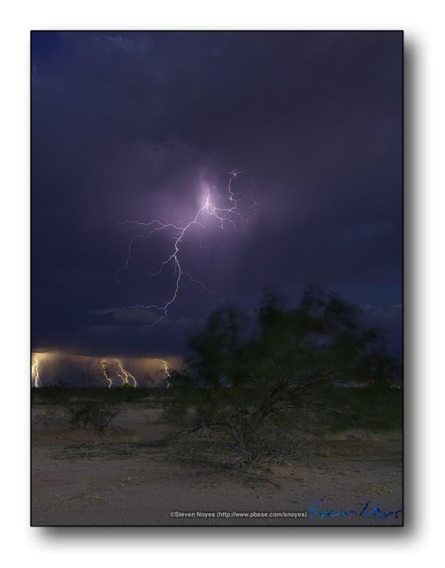 Lightning  : Week 8