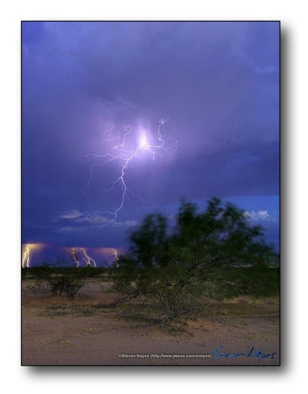 Lightning Take 2  : Week 8a