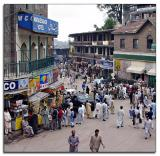 Murree's famous Mall Road
