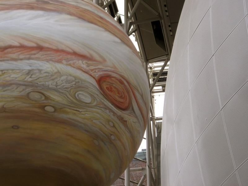 Jupiter in New York