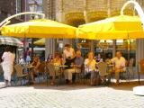 426-Outdoor Dining European Style
