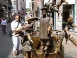 434-Adjustable Fountain Figurines