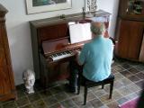 351-Chris serenading us!