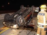 Interstate 75 Rollover Ejection