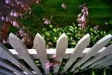 Picket Fence Revisited