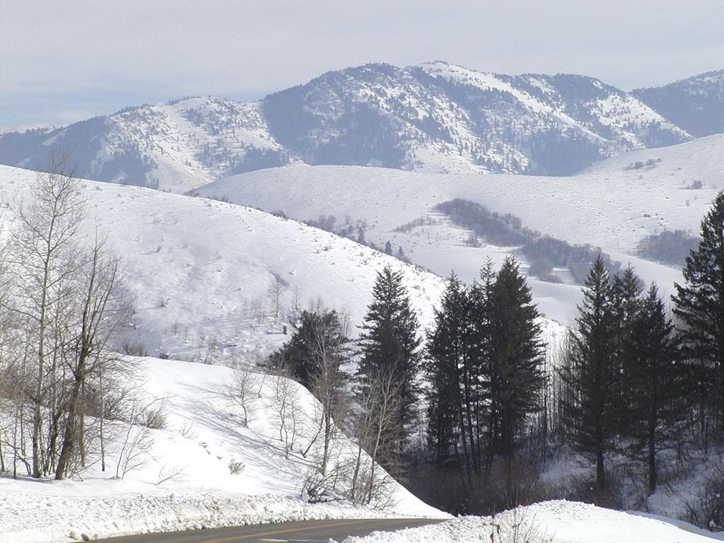 Hootowl Road, Bannock County, near Pocatello, Idaho