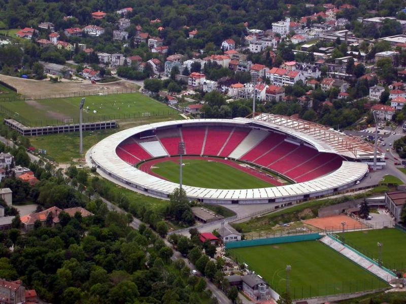 Marakana (FC Red Star Stadium)