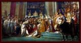Le sacre de Napoleon         by David