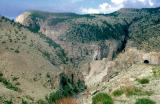 Shoshone Canyon, Wyoming - 1968