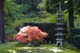 Portland, Oregon Japanese Garden - 2001