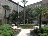 Menger Hotel Garden