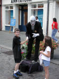 Mime, South Street Seaport