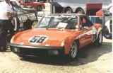 The Brumos #58 Porsche 914-6 GT - sn 914.043.0315