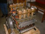 Porsche 907 Flat-8 Cylinder Engine, Slide-Injection - Photo 1