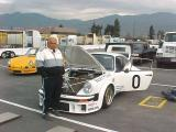 Roman Hurtado with his beatifuly restored 934