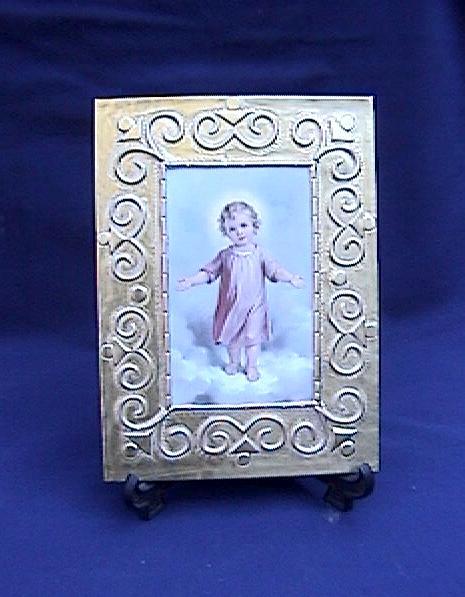 Angel frame, aluminum