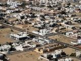 Dubai suburbs south of the airport (Mirdif)
