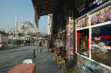 Near Vezir Hani with Nurosmaniye mosque
