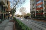 Divan Yolu corner in the morning