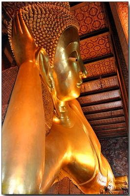 Temple of the Reclining Buddha, Bangkok