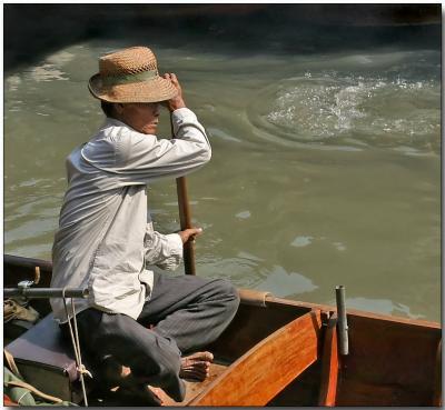 Paddle power