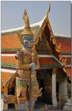 Wat Phra Kaew - Emerald Buddha Grand Palace