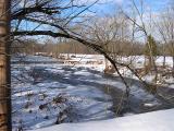 Upstream from Bridge