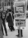 LCR / Manif anti-fn à Strasbourg