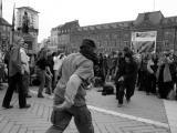 Manif anti-fn à Strasbourg