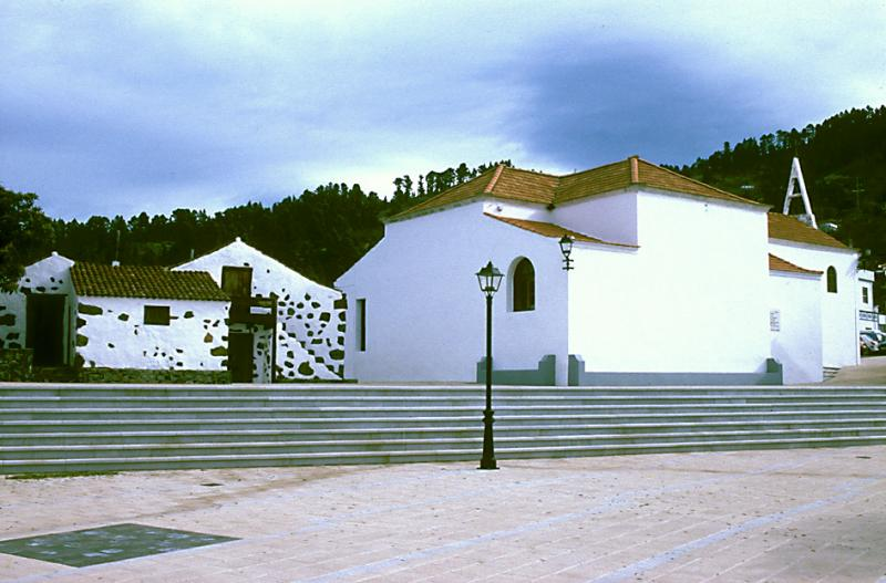 Church of Las Tricias