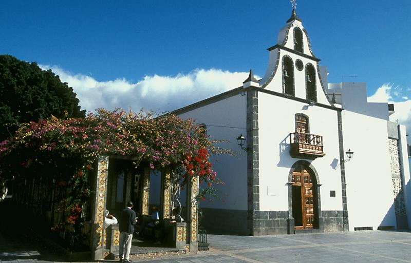 Church of Tazacorte