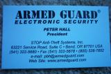 Armed Guard point of contact