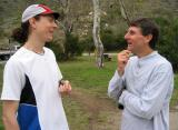 Scott Jurek & Ric Hatch
