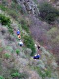 More climbing again