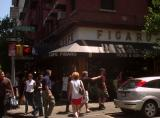 Cafe Figaro  at Southeast Corner of MacDougal and Bleecker