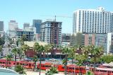 Sunny Downtown San Diego