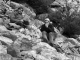 Au pied de la Cima Ovest'´ d'Arudy en 1960