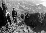 NO du Balaitous - Roger Mailly à gauche et F. Cazalet