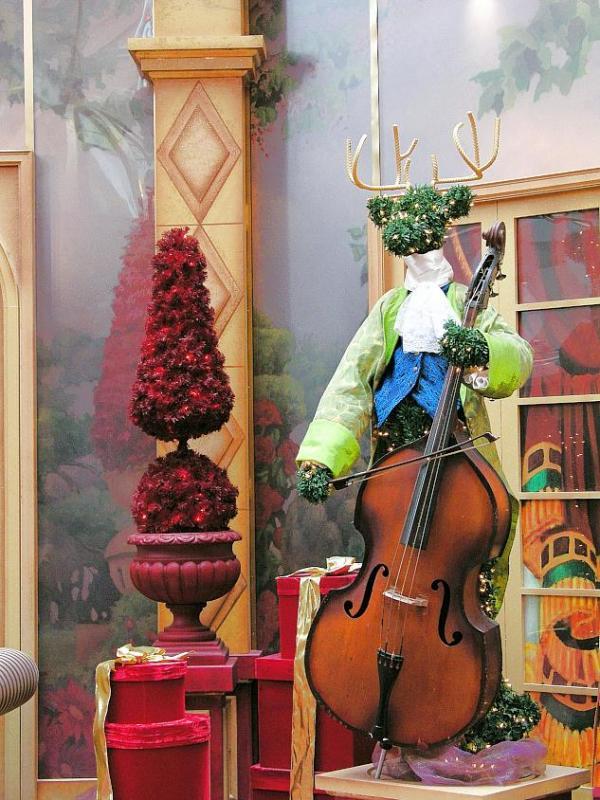 Christmas at Mall at Millenia