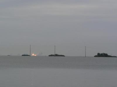 Titan 4B Launch on 14 Feb 2004