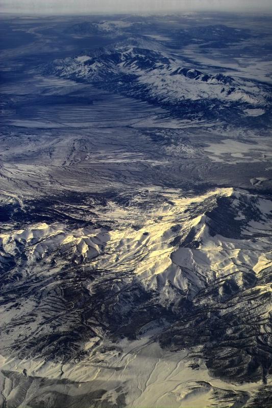 Over Colorado