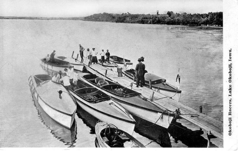 Okoboji Racers 1914
