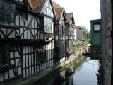 Weavers House by the river Stour