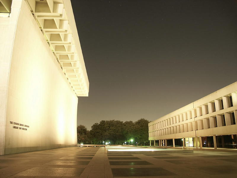 LBJ Library and School of Public Affairs